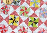New instant download windmill quilt pattern quilt in a day 11 Modern Eleanor Burns Quilt Patterns