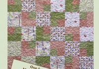New its a snap fat quarter quilt pattern beginning quilt pattern easy quilt to sew fat quarter friendly digital download instant pdf 10 Interesting Fat Quarter Quilt Patterns Easy Inspirations