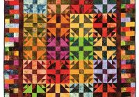 New martingale wild goose chase quilt epattern Elegant Wild Goose Chase Quilt Pattern Inspirations
