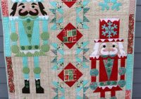 New nutty christmas pdf quilt pattern christmas nutcracker 10 Interesting Nutcracker Quilt Pattern Inspirations