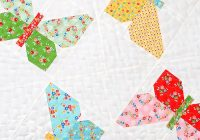 new quilt pattern neue patchwork anleitung butterfly Cozy Butterfly Quilt Block Pattern Inspirations