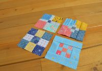 New super simple sampler quilt blocks color girl quilts 10 Elegant Simple Quilt Square Patterns