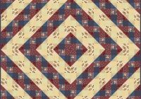 nine patch variation quilt favecrafts Elegant Nine Patch Variations Quilt Patterns Gallery