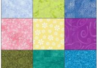 nine patches nine ways nine patch quilt inspiration Interesting Nine Square Quilt Patterns