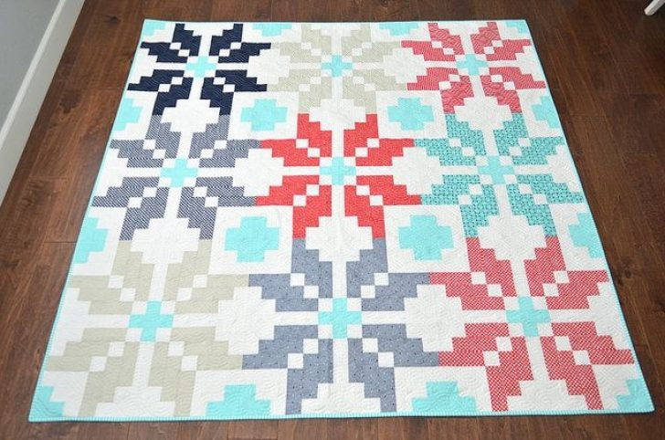 Permalink to Interesting Norwegian Quilt Patterns