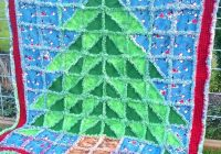 oh christmas tree rag quilt pattern Christmas Tree Rag Quilt Pattern Gallery