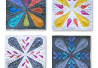 patchwork petals quilt blocks pattern pdf download Stylish Modern Quilt Ideas Gallery