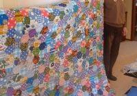 patchwork quilt designs hexagons feltmagnet Stylish Patchwork Hexagons Patterns Quilt Inspirations