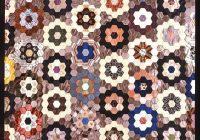 patchwork quilt patterns free patchwork hexagon pattern Stylish Patchwork Hexagons Patterns Quilt Inspirations