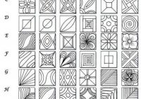 pattern doodles and zentangles in 2019 zentangle Cozy Zentangle Quilting Patterns Gallery