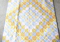 pattern easy trip around the world quilt patterneasy ba quiltmodern ba quilt pattern Stylish Trip Around The World Quilt Patterns Inspirations