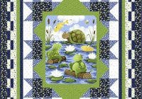 paul and sheldon water logged free quilt pattern Fabric Panel Quilt Patterns Inspirations