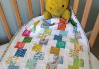 pdf mini building blocks quilt pattern mini charm pack Modern Building Blocks Quilt Pattern