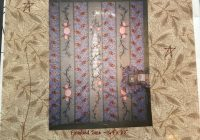 peaceful garden path quilt pattern cabin fever designs Elegant Garden Path Quilt Pattern Gallery