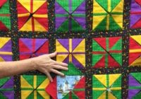 peak a boo quilt tutorial i led a peek a boo quilt Interesting Peek A Boo Quilt Pattern Inspirations