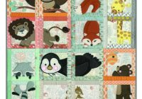 peekaboo animal quilt pattern quilting animal quilts Interesting Peek A Boo Quilt Pattern Inspirations
