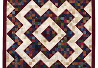 perkiomen valley nine patch quilt epattern Split Nine Patch Quilt Pattern Gallery