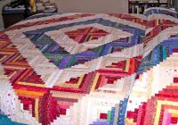 photo gallery and layout tips for log cabin quilts Modern Log Cabin Quilting Patterns Gallery