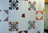 pictures of applique quilts Cozy Applique Patterns For Quilts