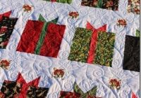 pin on quilt christmas patchwork christmas quilt Christmas Quilt Pattern