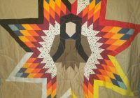 pin shawna fitzgerald on patterns horse quilt lone Unique Indian War Bonnet Quilt Pattern Inspirations