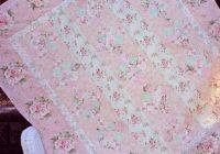 pink diamonds designer pattern robert kaufman fabric company Shabby Chic Quilt Pattern Inspirations