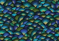 plume peacock feather half moon collection fabric timeless Cool New Timeless Treasures Quilt Fabric Inspiration Gallery