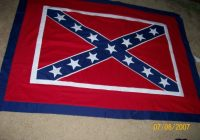 podunk pretties throwback thursday ignorance is bliss Unique Confederate Flag Quilt
