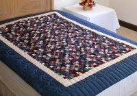postage stamp quilt splendid cleverly made amish quilts Stylish Postage Stamp Quilt Pattern Inspirations