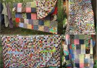 postage stamp quilt Stylish Postage Stamp Quilt Pattern Inspirations