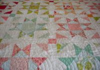quarter square triangle quilt patterns to try moda Cool Quarter Square Triangle Quilt Gallery