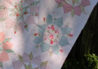 queen size shab chic swoon quilt Shabby Chic Quilt Pattern Inspirations