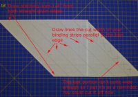 quilt binding instructions how to make continous bias binding Elegant Sewing Bias Binding On A Quilt