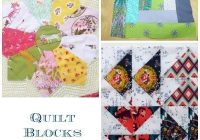 quilt blocks Modern Quilt Block Patterns By Size Gallery
