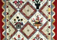 quilt borders add the right finishing touch Modern Border Patterns For Quilts Inspirations
