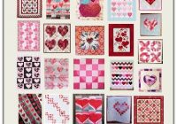 quilt inspiration free pattern day hearts and valentines Cool Vintage Valentine Quilt Kit Gallery
