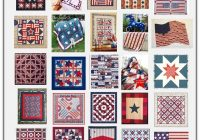 quilt inspiration free pattern day patriotic and flag quilts 10   Patriotic Quilt Fabric Inspiration Gallery