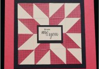 quilt pattern card think crafts createforless All About Me Quilt Pattern