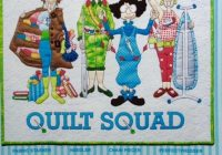 quilt squad amy bradley designs art quilt pattern 21 x 23 12 wall hanging Cozy Amy Bradley Quilt Patterns Gallery