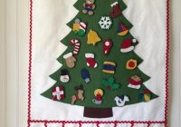 quilted advent calendars to count down to christmas Modern Advent Calendar Quilt Pattern Gallery