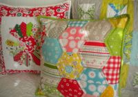 quilted pillow shams patterns projects to try Stylish Quilted Pillow Sham Pattern Gallery