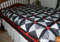 quilting board Red And Black Quilt Patterns