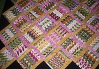 quilting board Stylish Stack And Whack Quilt Patterns Inspirations