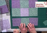 quilting for beginners craft academy Stylish Youtube Quilting Patterns Inspirations