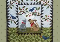 quilting fun quilt pattern lucky and friends design bonnie sullivan Stylish QuiltThrough Design Gallery