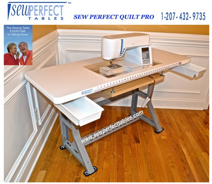 Permalink to Stylish Quilting Sewing Table Gallery