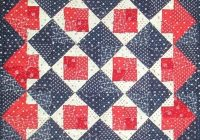 red white and blue quilt kit Cozy Red White And Blue Quilt Patterns Gallery