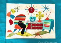 retro flash sew along quilt block 6 living room Modern Flash Sew And Quilt