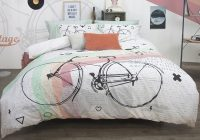 retro style quilt cover set groupon goods vintage style Interesting Vintage Style Quilt Covers