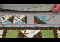 ruler of the month wonder cut ruler Cozy Quilt Sense Wonder Triangles Inspirations